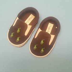 Ralph Lauren Bal Harbour Sneakers